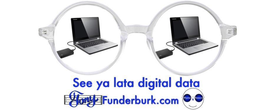 See ya lata digital data