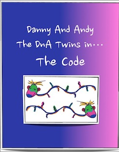 "Singer songwriter, children's writer, Tony Funderburk, shares the second of his ebooks for kids: ""The Code"""
