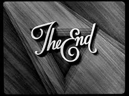 The End: an old poem by Tony Funderburk: Writer-Singer-Illustrator For Kids And Life