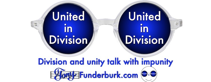 Division and unity talk with impunity