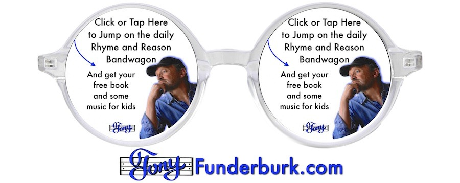 Tony Funderburk Rhyme and Reason Author and Music Producer