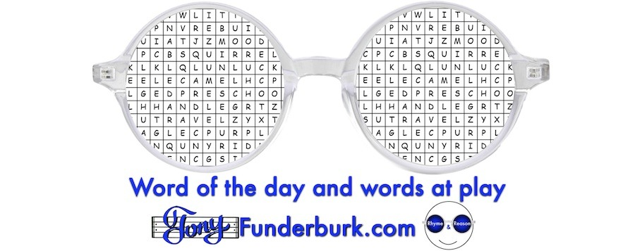 Word of the day and words at play