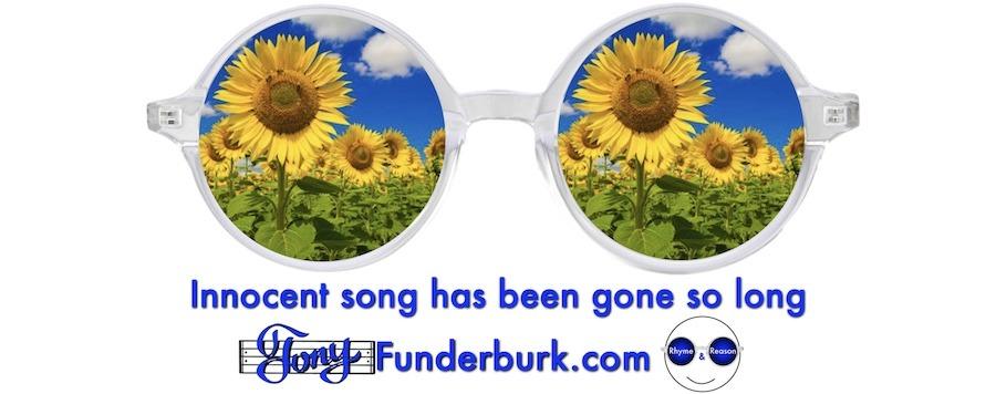 Innocent song has been gone so long