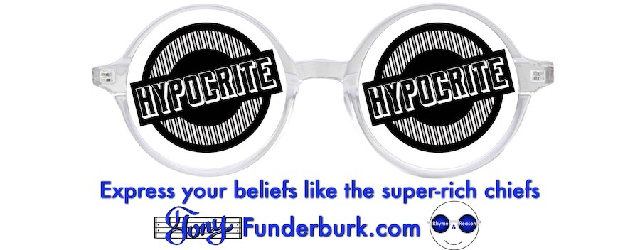 Express your beliefs like the super-rich chiefs