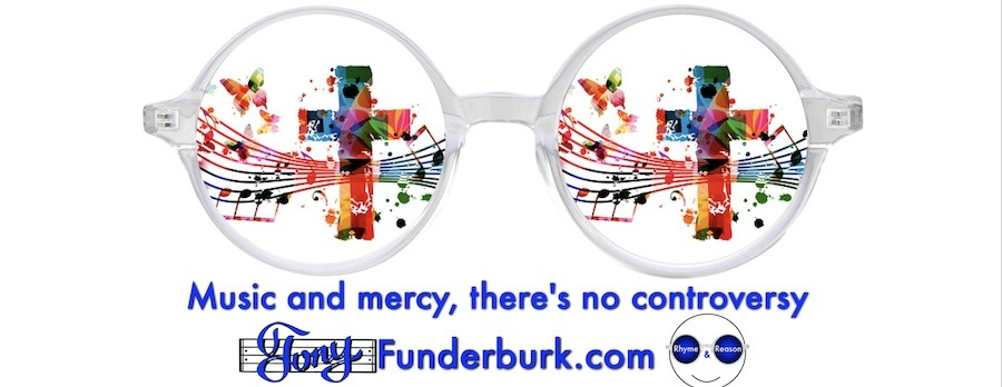 Music and mercy, there's no controversy