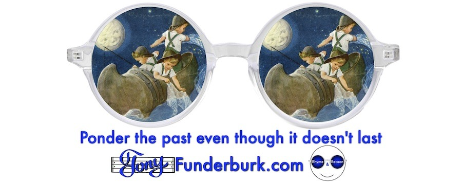 Ponder the past even though it doesn't last