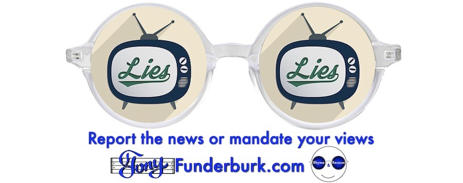 Report the news or mandate your views