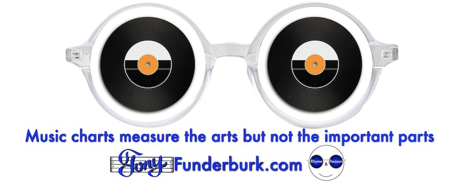 Music charts measure the arts but not the important parts