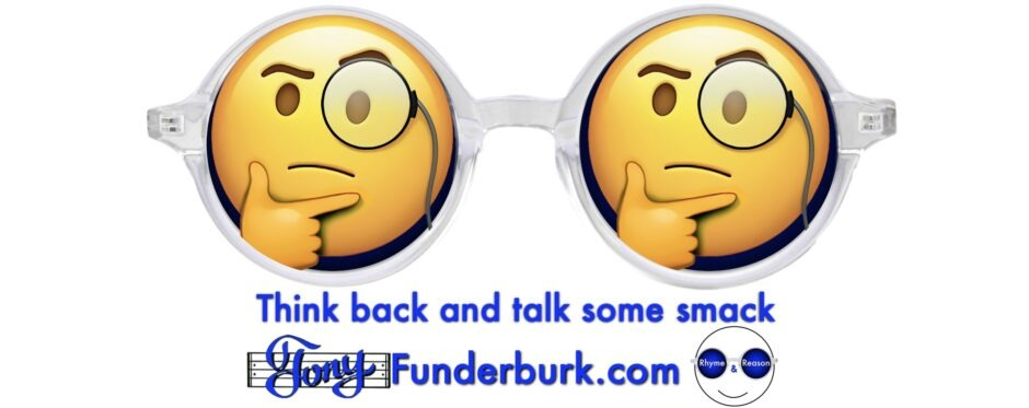 Think back and talk some smack