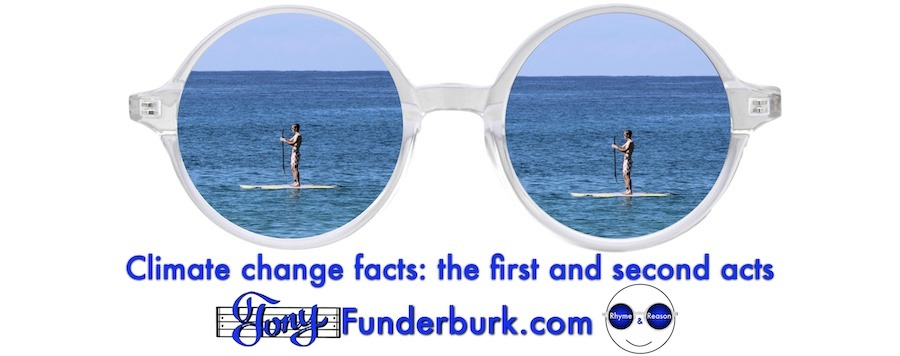 Climate change facts: the first and second acts