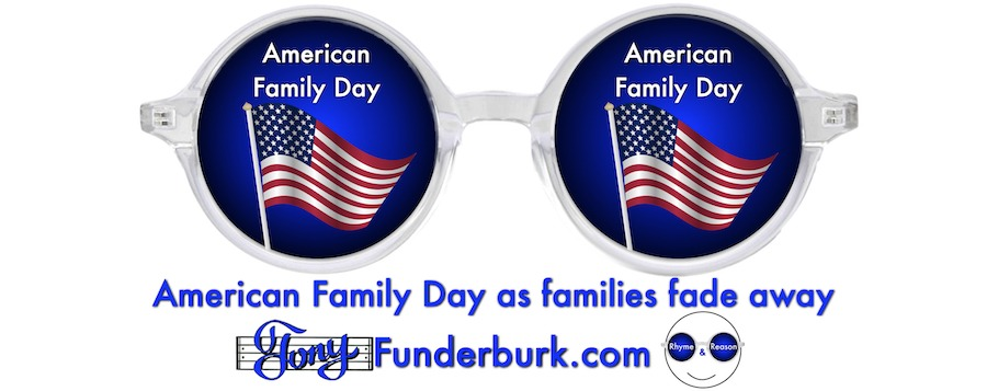 American Family Day as families fade away