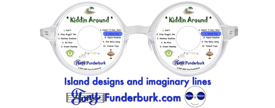 Island designs and imaginary lines