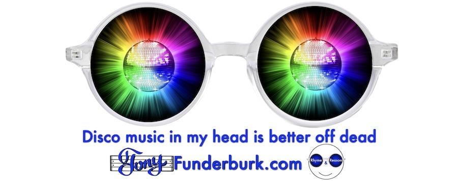 Disco music in my head is better off dead