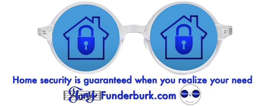 Home security is guaranteed when you realize your need