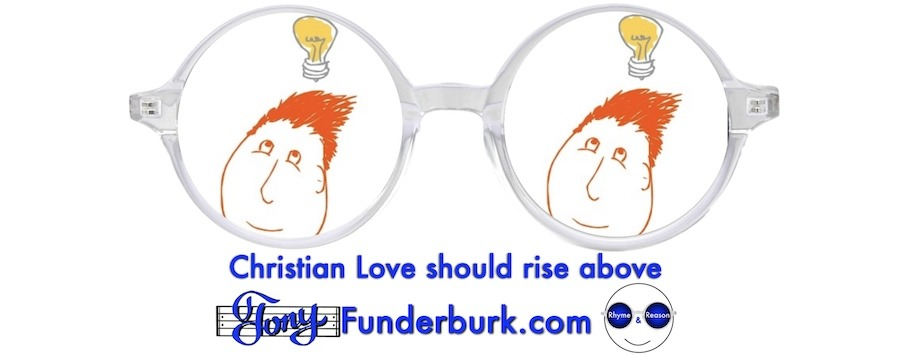 Christian Love should rise above