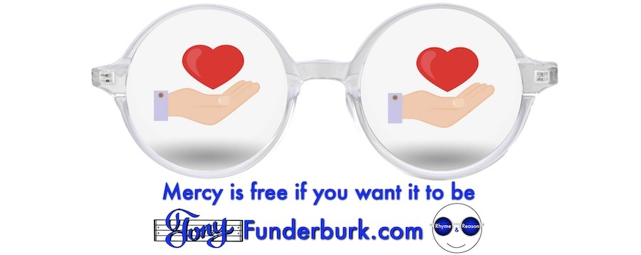 Mercy is free if you want it to be
