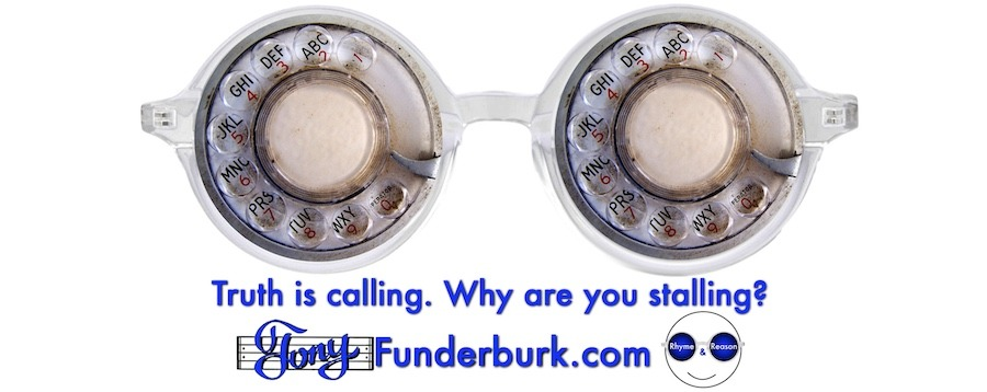 Truth is calling. Why are you stalling?