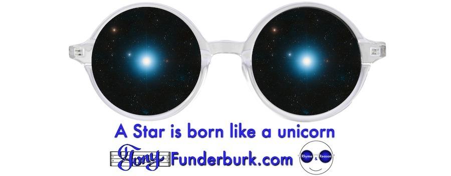 A Star is born like a unicorn