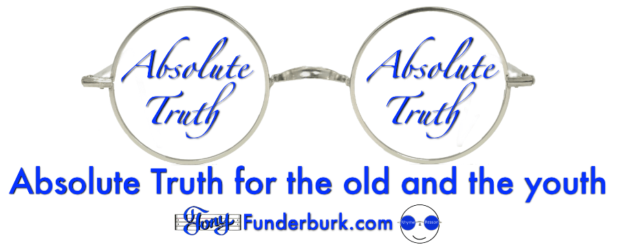 If Absolute truth doesn't exist, then you don't either