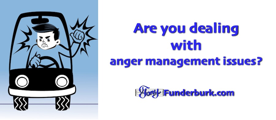 Are you dealing with anger management issues?