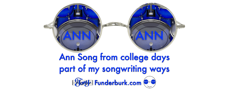 Ann Song from my college days