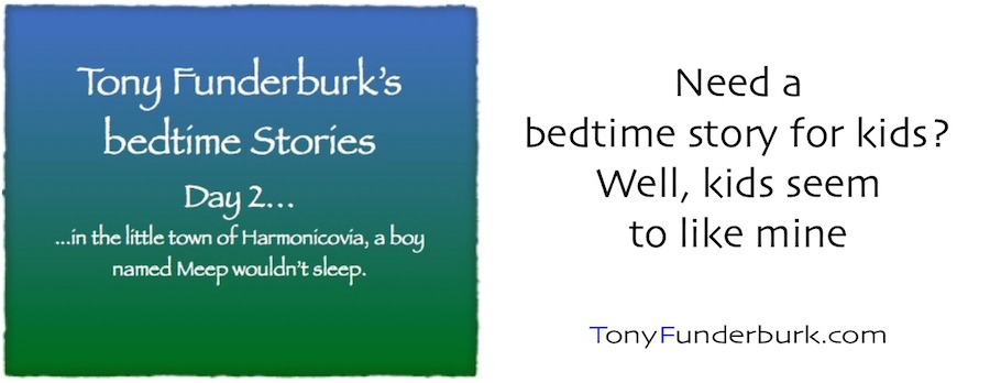 Need a Bedtime Story for Kids?