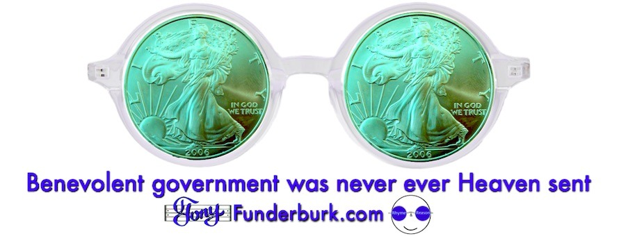 Benevolent government was never ever Heaven sent