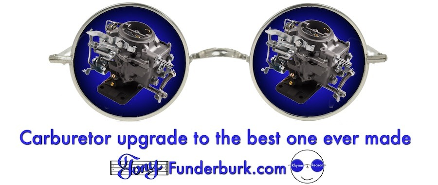 Carburetor upgrade big time