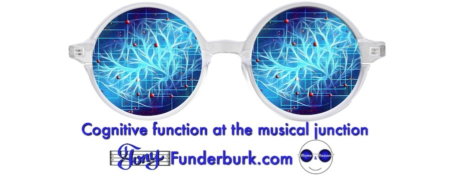 Cognitive function at the musical junction