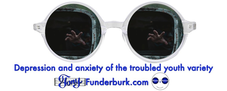 Depression and anxiety of the troubled youth variety