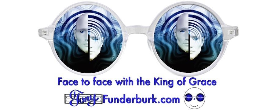 Face to face with the King of Grace