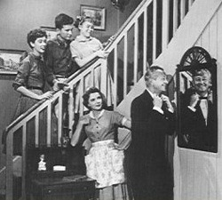 Tony Funderburk, THE creative content writer in Denver, talks about Father Knows Best: a sitcom from the 60's