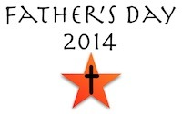 A Fathers Day 2014 salute to all you dads from writer singer illustrator, Tony Funderburk.