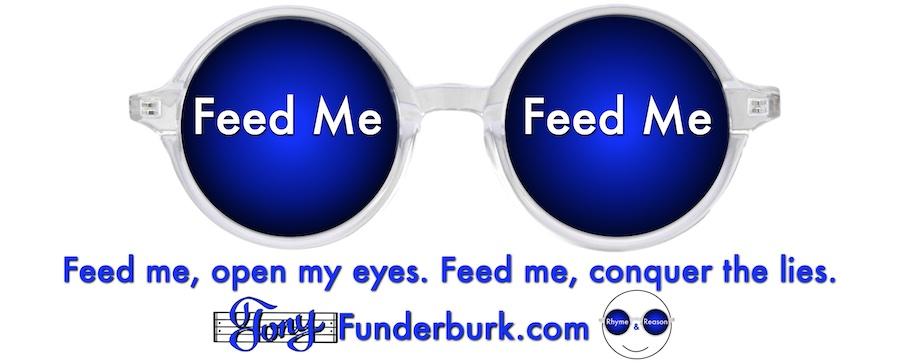 Feed Me...keep me alive