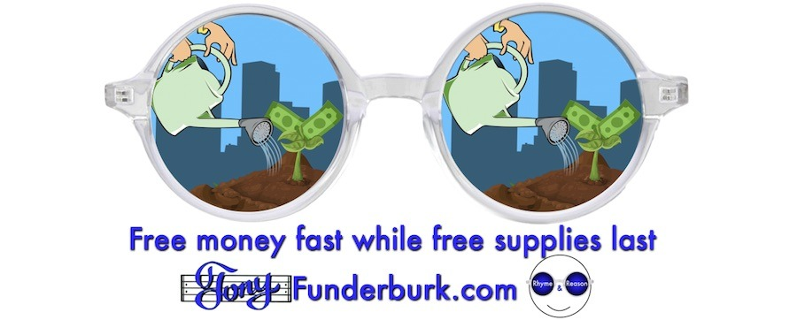 Free money fast while free supplies last
