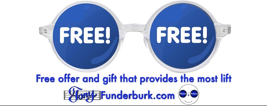 Free offer and gift that provides the most lift