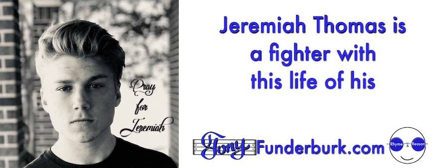 Jeremiah Thomas - abolitionist, fighter, teenager