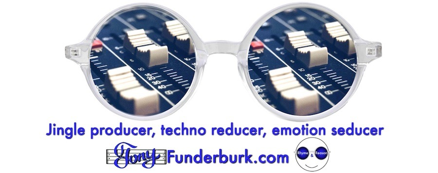 Jingle producer techno reducer emotion seducer