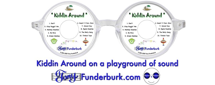 Kiddin around on a playground of sound