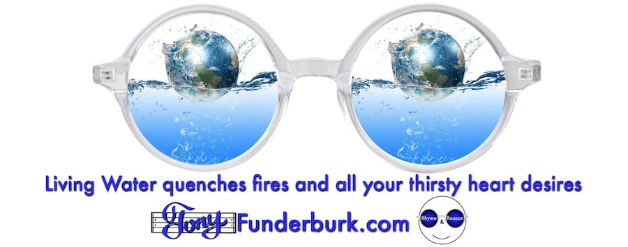 Living water quenches fires