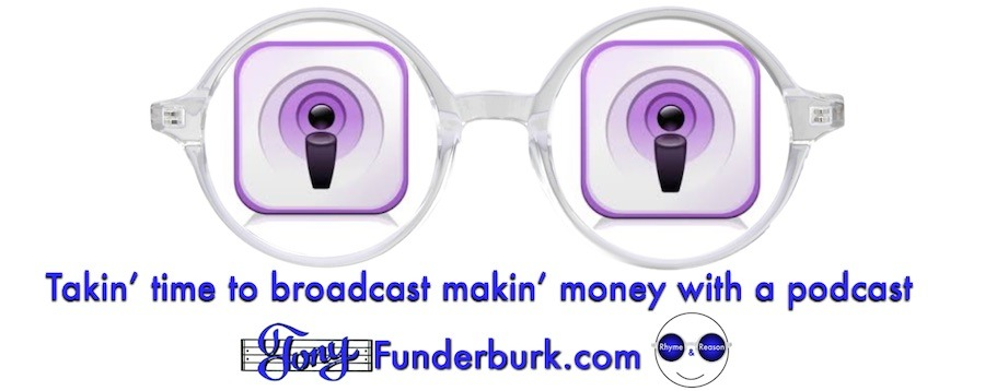 Making money with a podcast