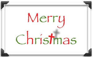 Singer songwriter, Tony Funderburk, wishes you a Merry Christmas 2013.