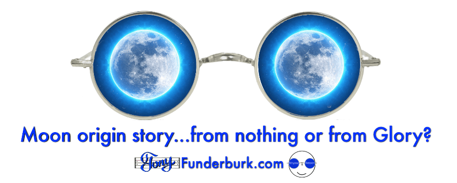 Moon origin story