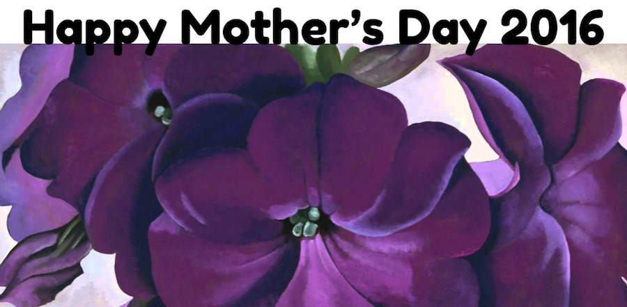 Happy Mother's Day 2016