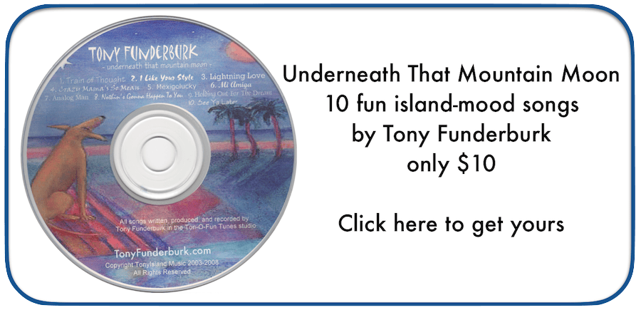 Click the pic to get the Underneath That Mountain Moon CD