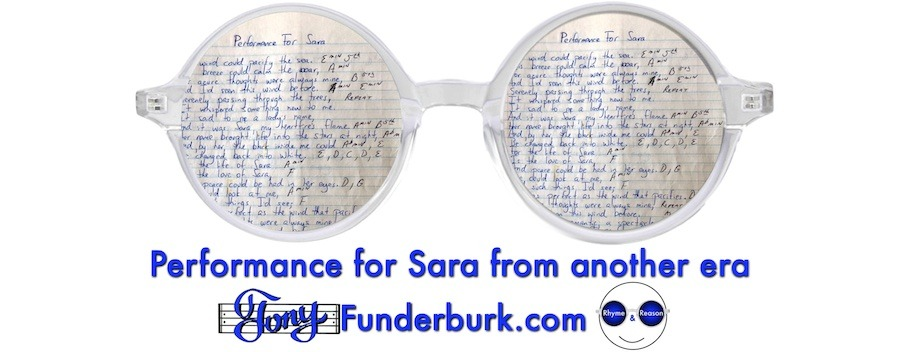 Performance for Sara from another era