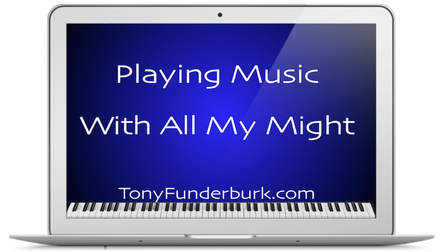 Playing Music With All My Might