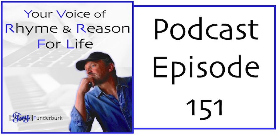 Rhyme and Reason Podcast - 151