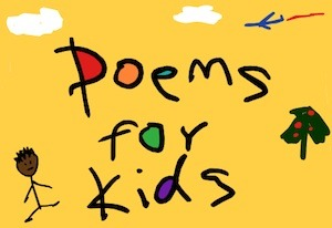 Children's writer, Tony Funderburk, says don't be so serious when you write Poems For Kids