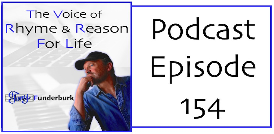 The Rhyme and Reason Podcast with Tony Funderburk